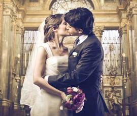Wedding at Cathedral
